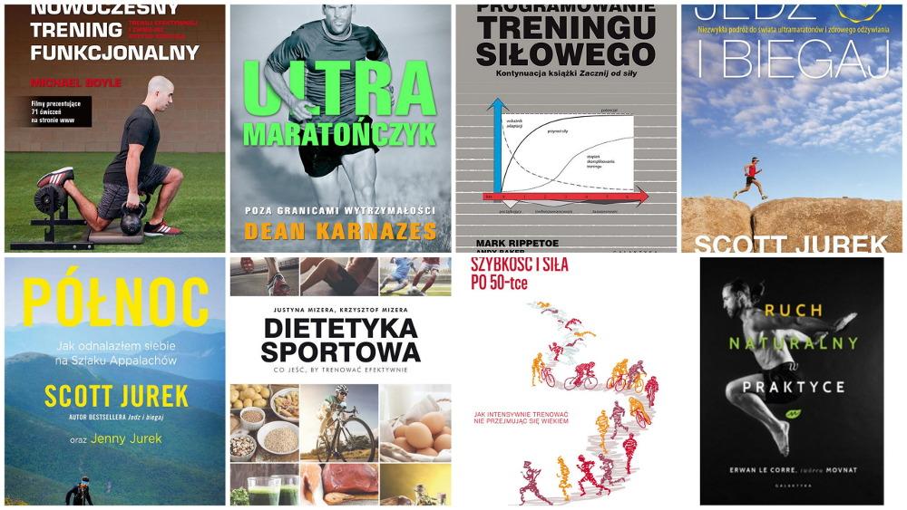 książki dla biegaczy