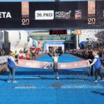 Monika Stefanowicz wygrywa 20. PKO Poznań Maraton 2019!