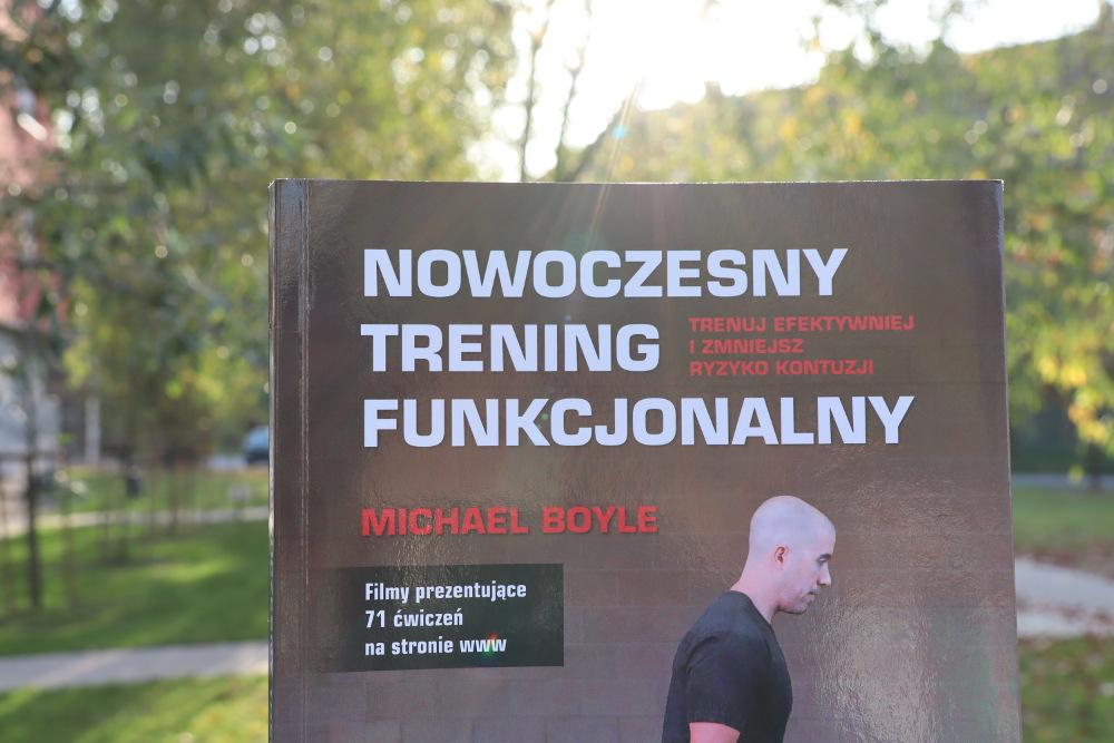 Nowoczesny Trening Funkcjonalny książka