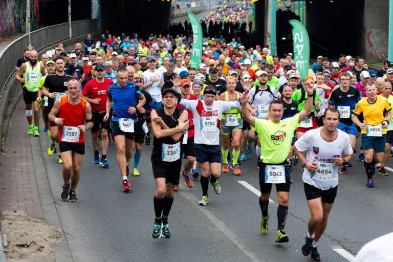 20. PKO Poznań Maraton trasa