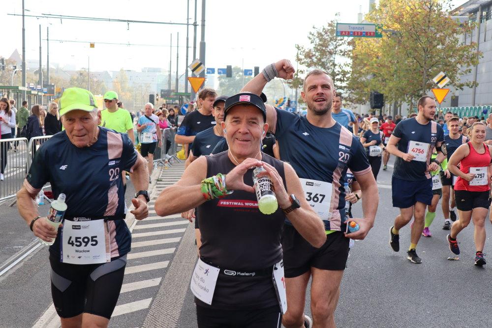 PKO Poznań Maraton zdjęcia