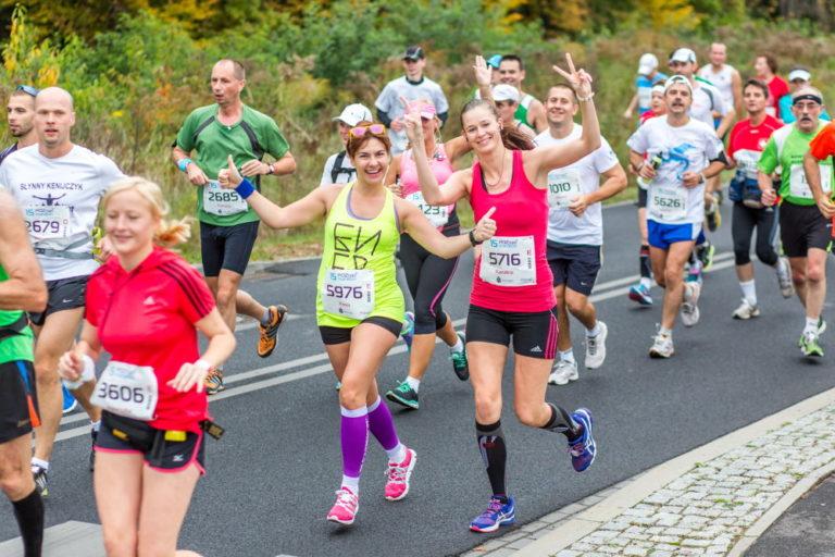 PKO Poznań Maraton 20 października trasa