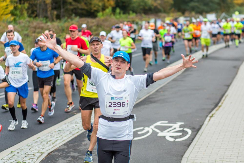 PKO Poznań Maraton utrudnienia w ruchu trasa
