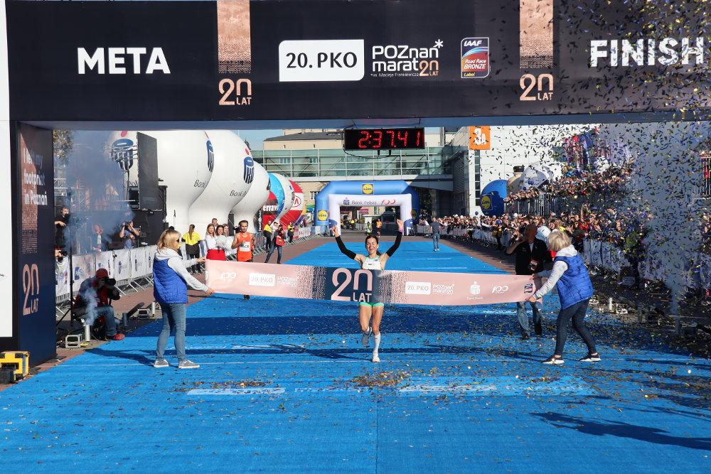Poznań Maraton 2019 wyniki