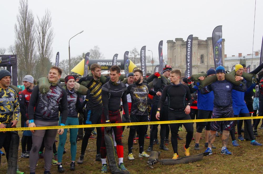 Runmageddon Wrocław 2019 październik