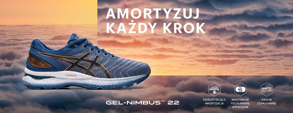 ASICS GEL-Nimbus 22