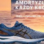 ASICS GEL-Nimbus 22. Najnowsza odsłona butów klasy premium