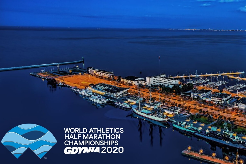 Półmaraton Gdynia 2020