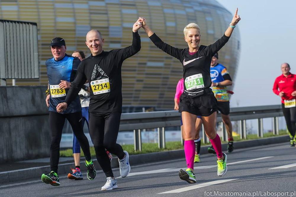 Półmaraton Gdańsk 2019 trasa