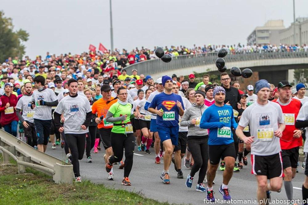 W niedzielę Półmaraton Gdańsk trasa