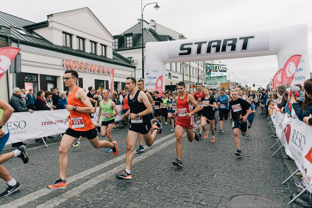 Zapisy Suwałki Półmaraton 2020