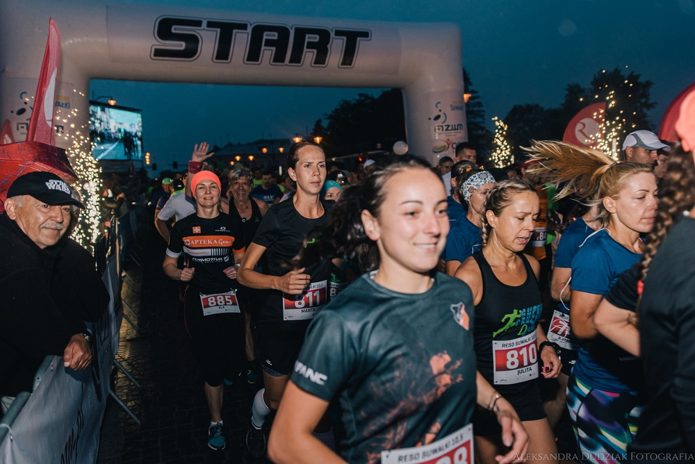 zapisy RESO Suwałki Półmaraton 2020