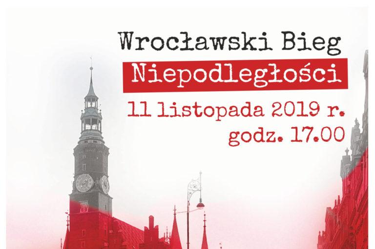 Wrocławski Bieg Niepodległości 2019