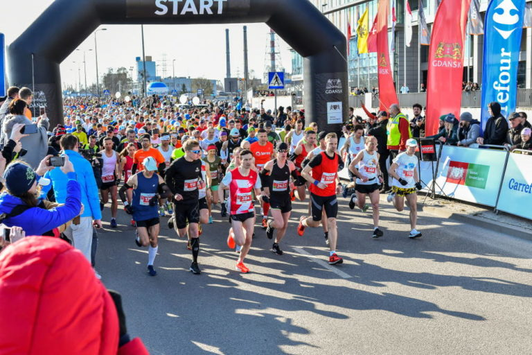 6. Gdańsk Maraton 2020