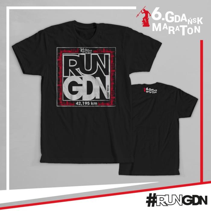 Gdańsk Maraton 2020 koszulka