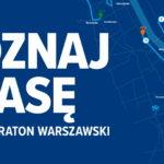 15. Półmaraton Warszawski. Znamy już trasę! [TRASA]