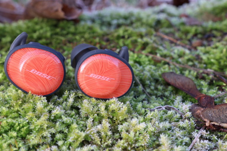 Bose SoundSport Free słuchawki do biegania