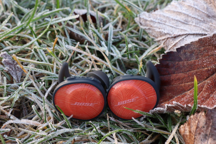 Bose SoundSport Free słuchawki