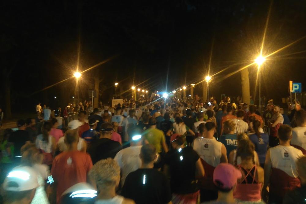 Nocny Wrocław Półmaraton 2020
