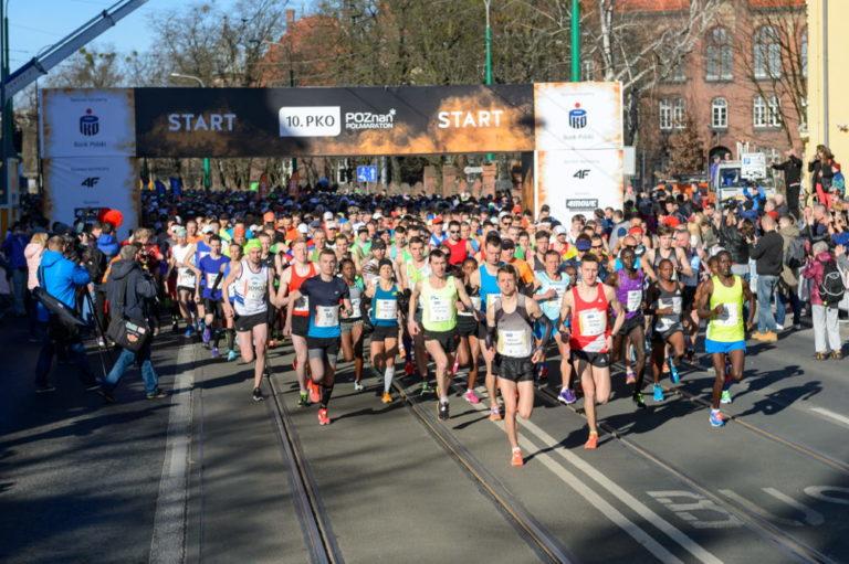 PKO Poznań Półmaraton 2020 plany treningowe
