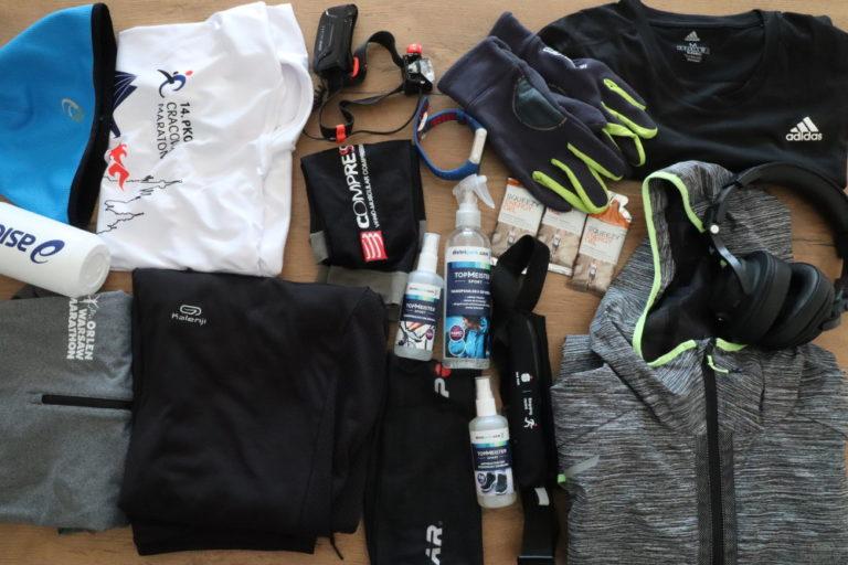 5 produktów dla biegaczy
