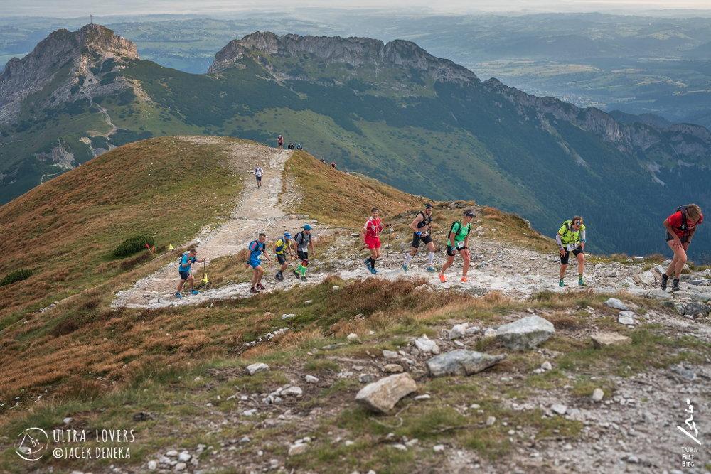 Tatra Fest Bieg 2020 trasa