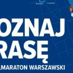 Jaka jest trasa 15. Półmaratonu Warszawskiego? [TRASA]