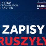 Ruszyły zapisy na 41. PKO Półmaraton Szczecin!