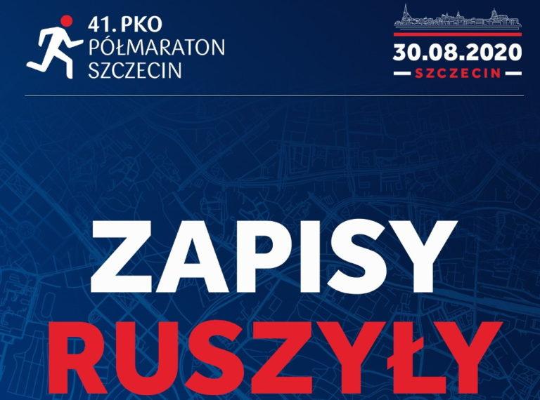 zapisy na 41. PKO Półmaraton Szczecin