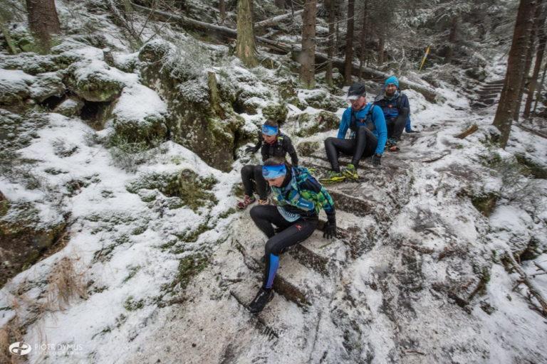 wyniki VI Zimowy Półmaraton Gór Stołowych