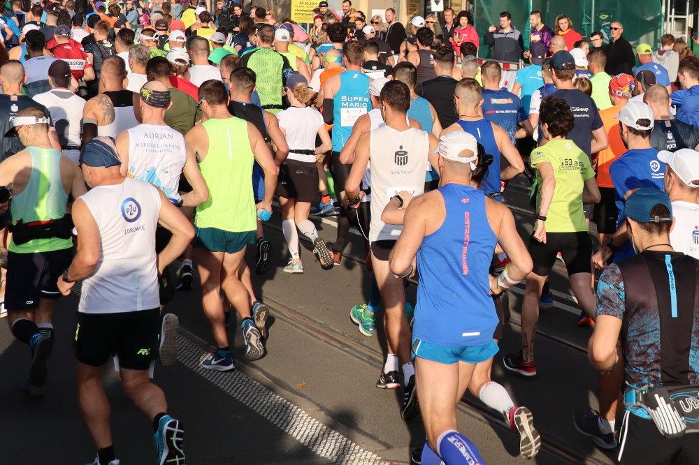 40 Polmaraton Wiazowski Jakie Utrudnienia W Ruchu Bieganieuskrzydla Pl Bieganie Trening Maraton