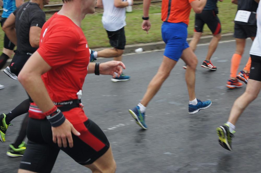 Jubileuszowy 40. Półmaraton Wiązowski rekordowy