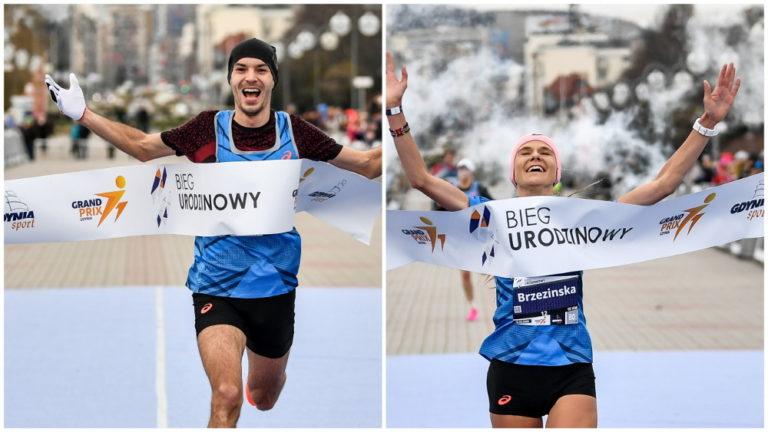 Grand Prix Gdyni - Gardzielewski i Brzezińska najszybsi