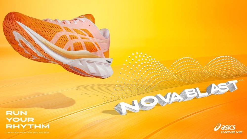 Buty do biegania ASICS NOVABLAST