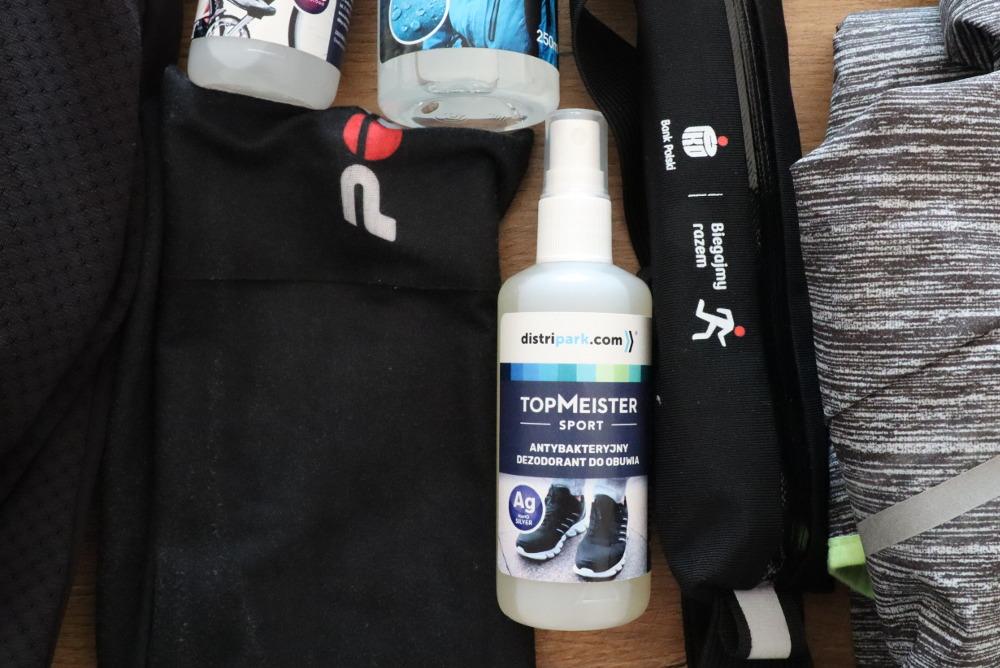 dezodorant do butów do biegania