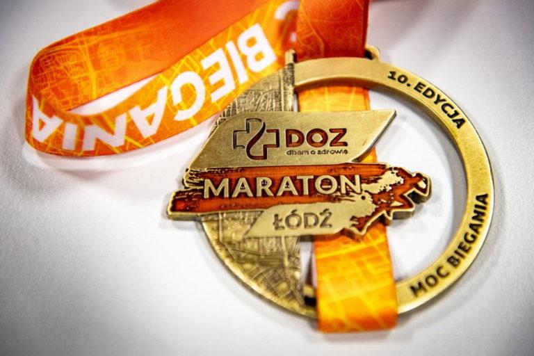 DOZ Maraton Łódź 2020 idzie na rekord