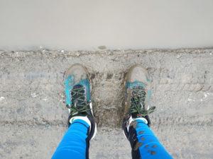 jak dbać o buty sportowe