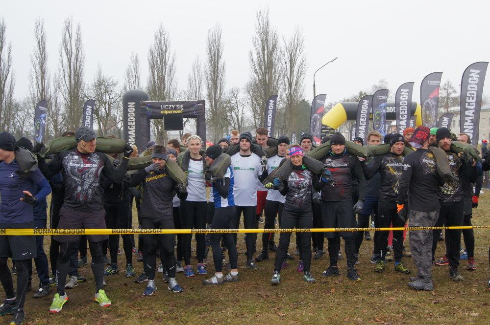 Runmageddon Warszawa 2020