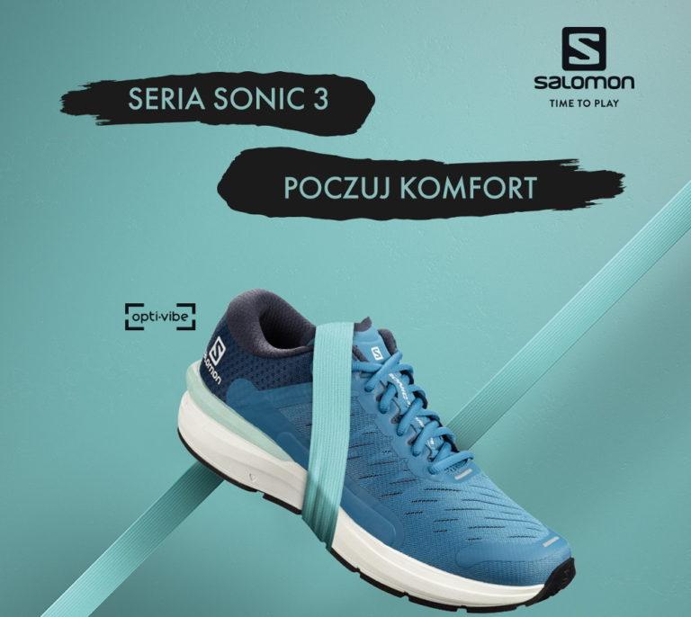 Salomon Sonic