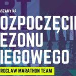 Wanda Panfil i Marcin Lewandowski we Wrocławiu na rozpoczęciu sezonu biegowego! Wroclaw Marathon Team 2020
