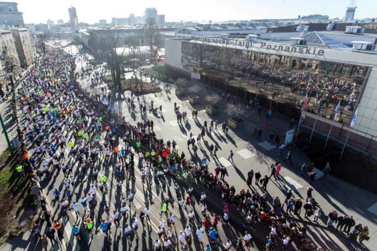 13. PKO Poznań Półmaraton odbędzie się w innym terminie