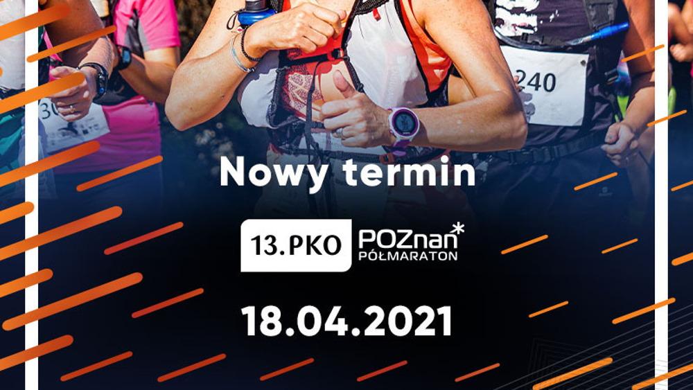 13. PKO Poznań Półmaraton w 2021 roku
