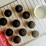 Babeczki czekoladowe gotowe w 30 minut? PRZEPIS!