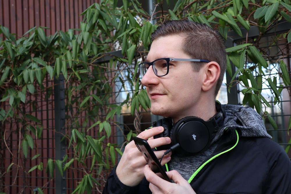 muzyka do biegania słuchawki
