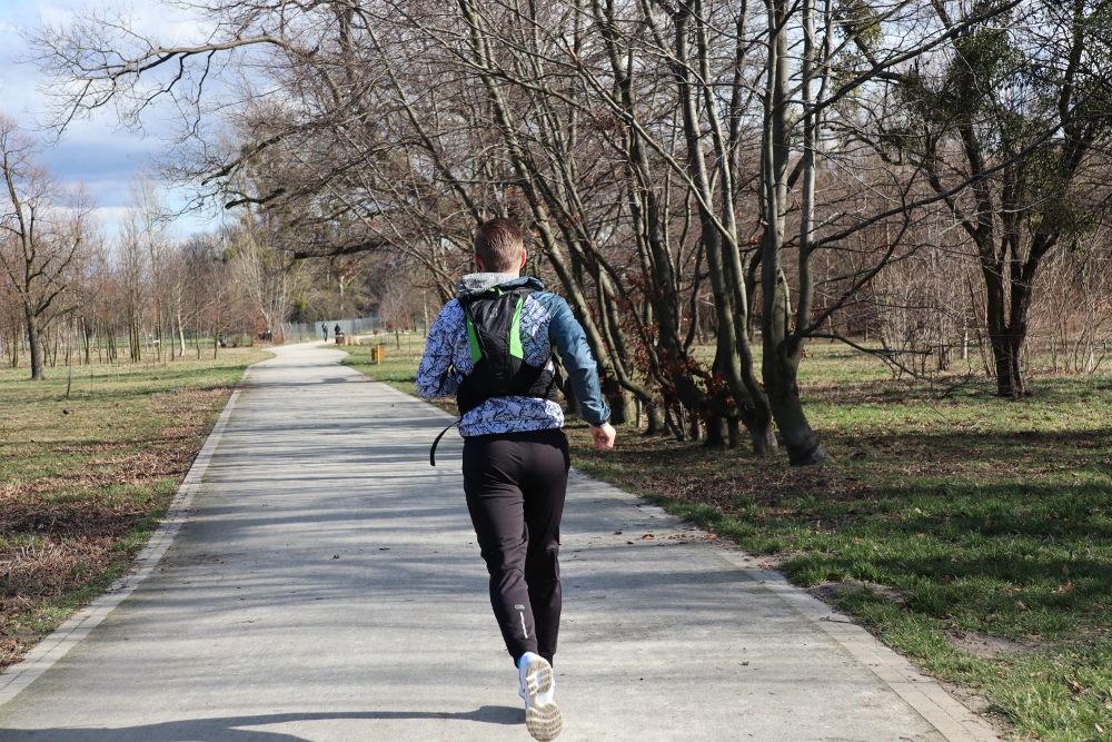 plecak do biegania Nordisk Rana 8L