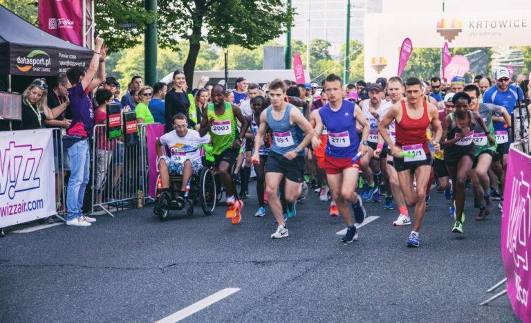 Wizz Air Katowice Half Marathon 2020